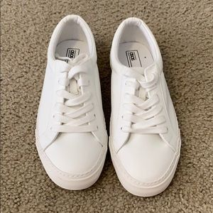 ASOS white tennis shoes